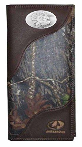 Türkei–Mossy Oak Full Leder Lang Roper (Roper Leder)