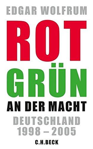 41sLqCGd9CL - Rot-Grün an der Macht: Deutschland 1998 - 2005