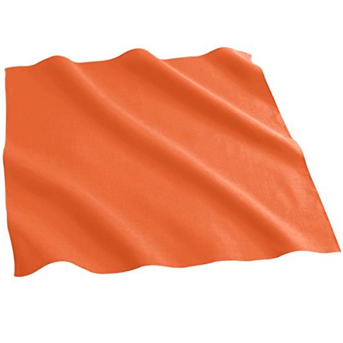Augusta Sportswear Cotton/Poly Bandana Os Orange -