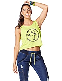 Zumba Fitness Be The Boss Débardeur Femme Zumba