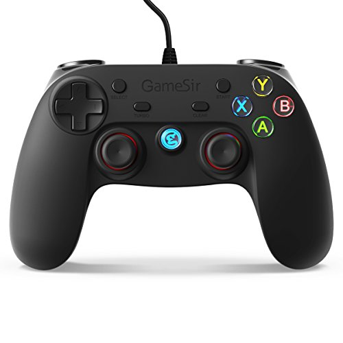 GameSir G3w Android Gamepad Gamecontroller Game Controller Joystick für Android Smartphone / Smart Handy / Smart TV / Playstation 3 / TV BOX / Windows Computer