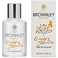 Bronnley New, Eau de Toilette Citrus arancia e jasmine Donna, 100 ml