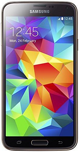 Samsung Galaxy S5 Schwarz 16GB SIM-Free Smartphone (Zertifiziert und Generalüberholt)