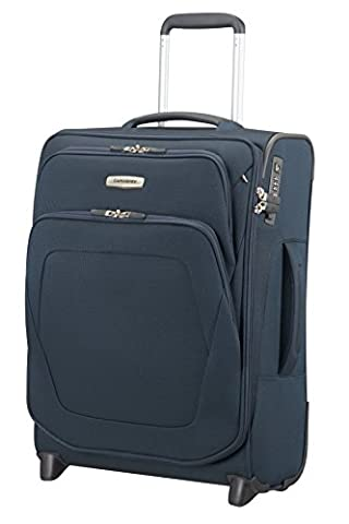 SAMSONITE Spark SNG - Upright 55/20 Expendable Length 40cm Bagage cabine, 55 cm, 48,5 liters, Blau