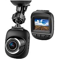 Sokache Mini Car Dash Cam Cámara Full HD 1080P Con 170 ° De Ángulo Ancho G