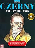 CZERNY Pop De Swing de niveles Folk 2Piano/Piano (la moderna etüden de colección) en inglés./Alemán/FRZ.