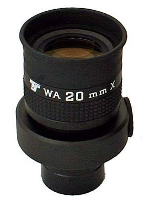 TS Optics weitwinkel Fadenkreuzokular 20mm, 1,25