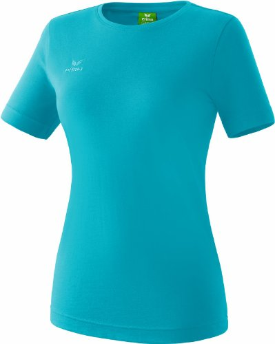erima Damen T-Shirt Teamsport, petrol, 38, 208377