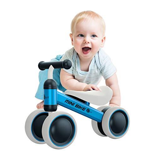 YGJT Bicicleta sin Pedales Bebé Juguetes Bebes 1 año 10...
