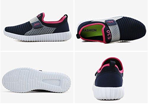 Blau Fahren Leichte Sandalen Laufschuhe Casual Herren Sneaker Damen amp;Rosa Schuhe 4nAO6