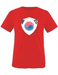 Druck NAME Tschechien Kinder BABY BODY Größe WM 2018 T-Shirt Trikot NR rot