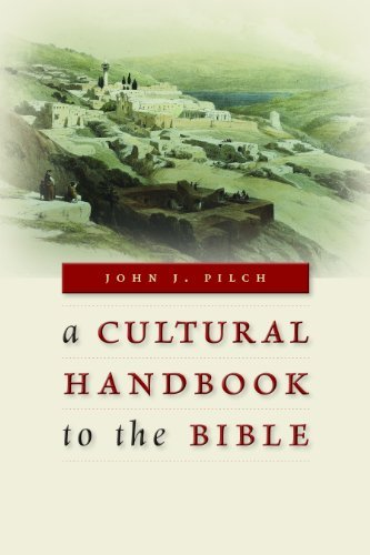 A Cultural Handbook to the Bible by John J. Pilch (2012-09-21)
