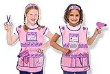 Best Melissa & Doug Costumes - Melissa & Doug Hair Stylist Role Play Costume Review