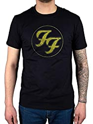 Offiziell FOO Fighters Distressed T-Shirt