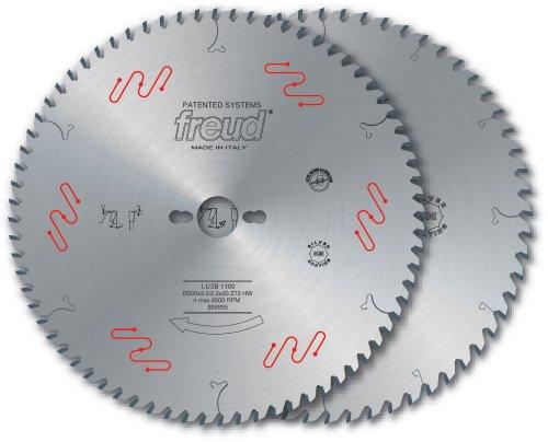 Freud lu2b01150mm 36Zahn Klinge Hartmetall-Grundschneide zum Rippen und crosscutting Holzplatten und VERBUNDSTOFFE, LU2B09