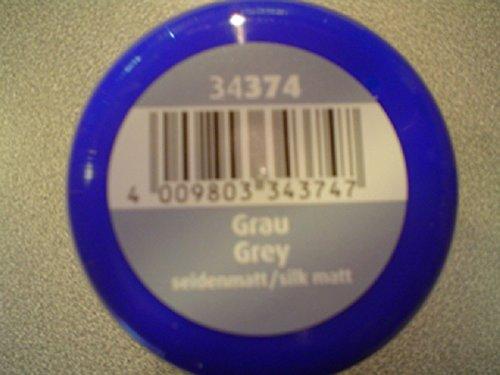 Revell 34374 - Modellbau Sprayfarben, seidenmatt grau