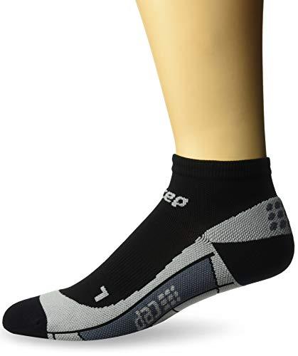 Paar Low Cut Sock (CEP Herren Low Cut Men Socken, Schwarz, Gr. 42-44 (Herstellergröße:IV))