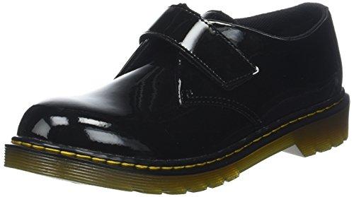 Dr. Martens Mädchen Kamron Y Slip On Sneaker, Schwarz (Black 001) 37 EU