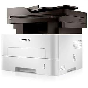 Samsung M2875FW Xpress Multifunktionsgerät (Scanner, Kopierer, Drucker, Fax, 4800 x 600 dpi, Cortex A5, 600MHz, USB) grau inkl. Schweizer Messer