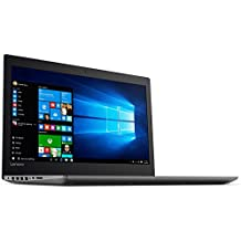 "Lenovo Ideapad 320-15ISK - Portátil de 15.6"" HD (Intel Core I3-6006U, RAM de 4 GB, HDD de 500 GB, Intel HD Graphics 520, Windows 10 Home 64 bit), negro - Teclado QWERTY Español"