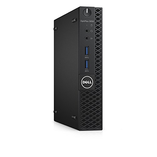 DELL OptiPlex 3050 3.4GHz i3-7100T PC di dimensione 1,2L Nero Mini PC