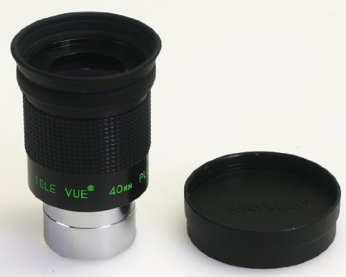 Affordable TeleVue 40mm Plossl Eyepiece 1.25″ Special