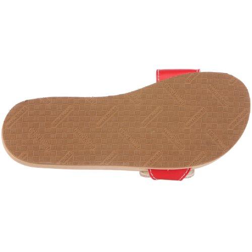Berkemann Original Sandale Unisex-Erwachsene Pantoletten Rot/Rot