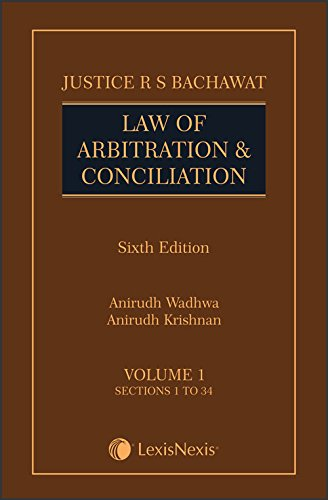 Law of Arbitration & Conciliation (Set of 2 Volumes)