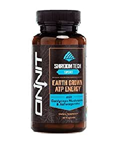 ShroomTech Sport - Advanced ATP Energy with Cordyceps Sinesis