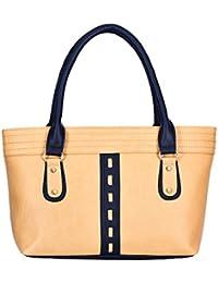 Beanskart® Women's Double Strap PU Handbag - B07C412LK6