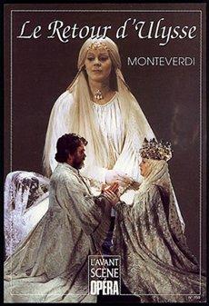 Librairie, papeterie, dvd... AVANT-SCENE MONTEVERDI CLAUDIO - LE RETOUR D'ULYSSE - L'AVANT SCENE OPERA N°159 Revue musicale