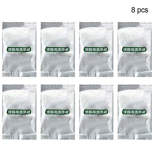 Einweg-wc-reiniger (eamqrkt 4/8-teilig Wc-Reiniger Einweg Magisch Automatisch Spülung Wc-Reiniger - 8PCS)