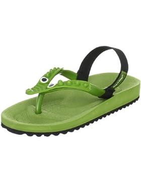 Flip Flop apparel croco 30223 - Chanclas de caucho para niños
