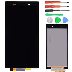 LCD tactile pour Sony Xperia Z1 L39h C6903 C6902 C6906 C6943 Noir
