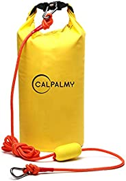 2-in-1 Sand Anchor for Small Boats, Power Watercrafts, Canoes and Kayaks Waterproof Dry Bag for Hiking, Campin
