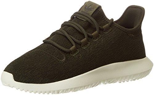 adidas Damen Tubular Shadow W Fitnessschuhe, Braun Carnoc/Casbla 000, 39 1/3 - Schuhe Damen Braun Adidas