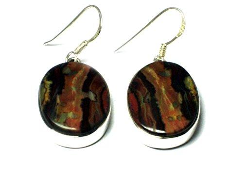 ocean-jasper-sterling-silver-925-oval-drop-earrings