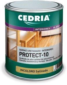 Barniz madera Protect 10 Interiores (750 ml)
