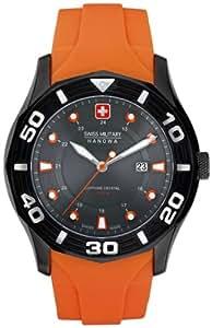 Swiss Military Hanowa Herren-Armbanduhr XL Analog Quarz Plastik 06-4170.30.009.79