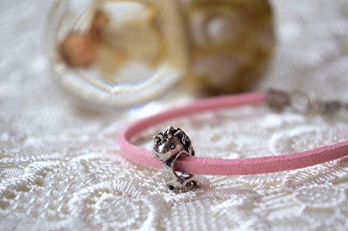 (Einhorn Pandora Charm Armband Geschenk für Mädchen)
