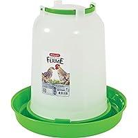 Zolux Tränke, niedrig, Kunststoff, für Zucht/Urbane Landwirtschaft, 1,5l