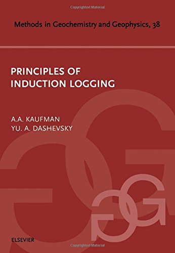 Principles of Induction Logging: 38 (Methods in Geochemistry and Geophysics)