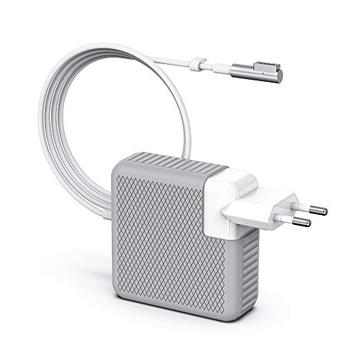 BETIONE Cargador MacBook Pro, Cargador MacBook, 85W MagSafe 1 Forma de L...