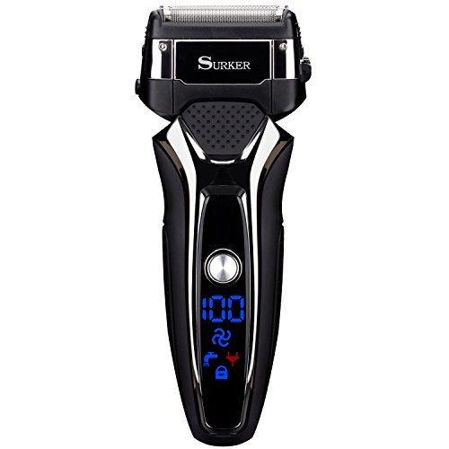 Surker 9008 afeitadora eléctrica para hombres