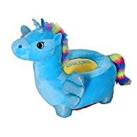Unicorn plush sofa chair seat children