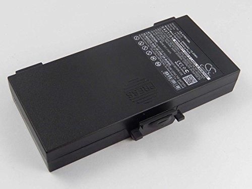 vhbw NiMH Akku 2000mAh (9.6V) für Fernsteuerungen, Remote Control Hetronic 68303000, 68303010, 6830303001, 70745, FBH1200, GA, GL, GR-W, TG