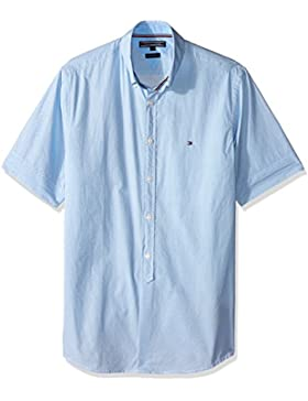 Camisa Tommy Hilfiger Square Azul S Azul