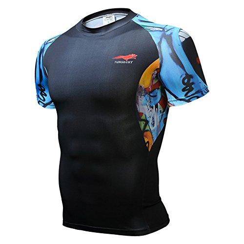 gitvienar-t-shirt-de-sport-collier-ronde-collant-homme-image-imprime-70d-maillots-de-musculation-a-m