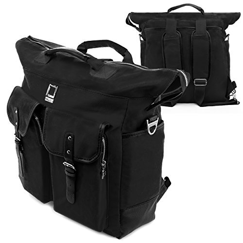 lencca-mini-phlox-backpack-black-carry-on-bag-fits-microsoft-surface-3-pro-3-surface-2-pro-2-by-lenc