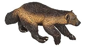 Safari S180429 Wild North American Wildlife Wolverine - Miniatura